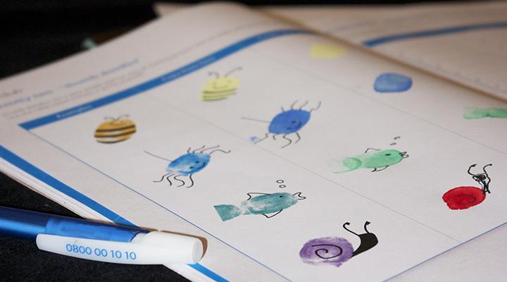 Particular Design & Print Bupa Activities 3