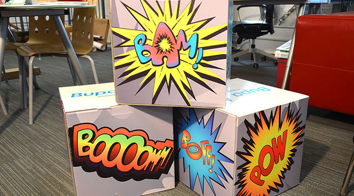 Particular Design & Print Bupa Boxes 1