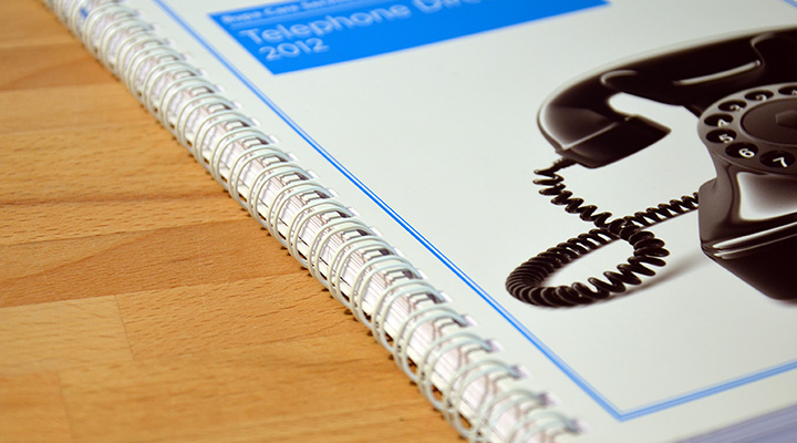 telephone directory in uk