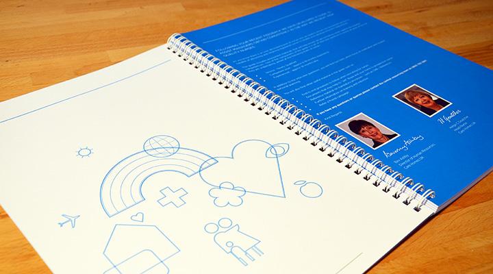 Particular Design & Print Bupa Recruitment Guide 2