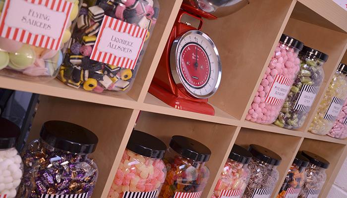 Particular Design & Print Bupa Sweet Shop 1
