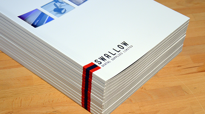 Particular Design & Print Swallow Catalogue 1